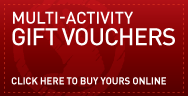 EBO Outdoor Adventure Gift Vouchers